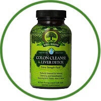Well Roots Colon Cleanse And Liver Detox