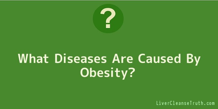 What Diseases Are Caused By Obesity